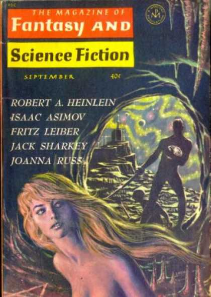 Fantasy and Science Fiction 148