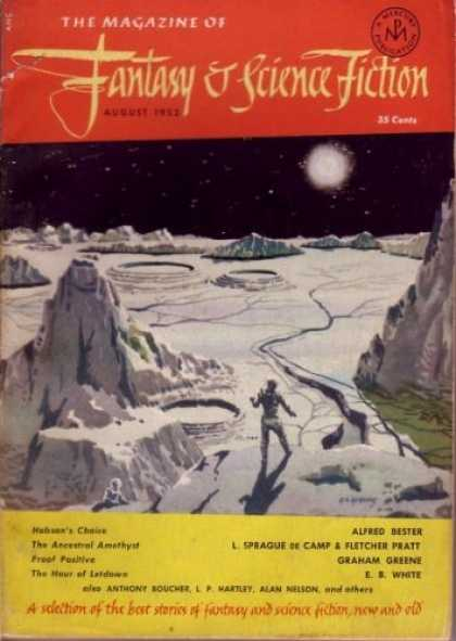 Fantasy and Science Fiction 15