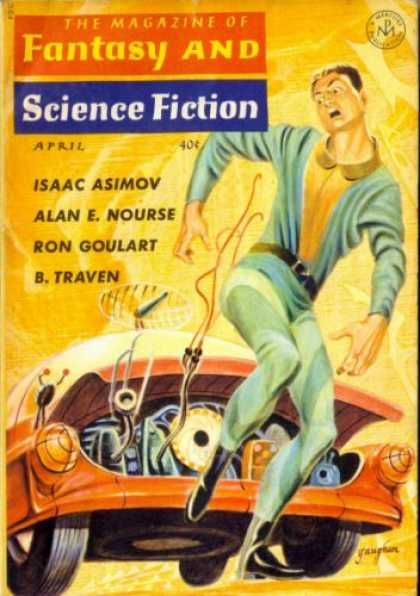 Fantasy and Science Fiction 155