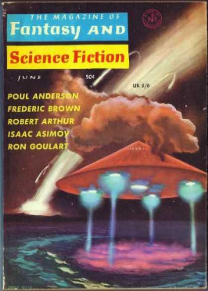 Fantasy and Science Fiction 169