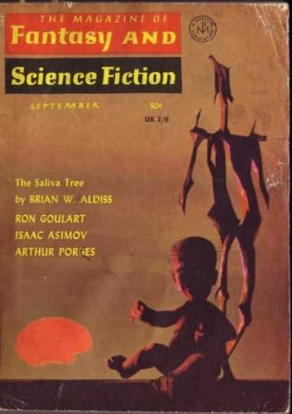 Fantasy and Science Fiction 172