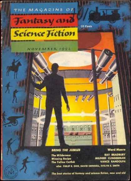 Fantasy and Science Fiction 18