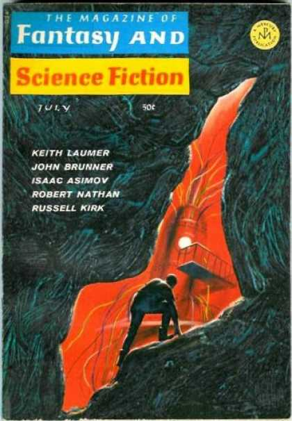 Fantasy and Science Fiction 194