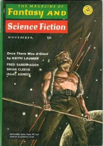 Fantasy and Science Fiction 210