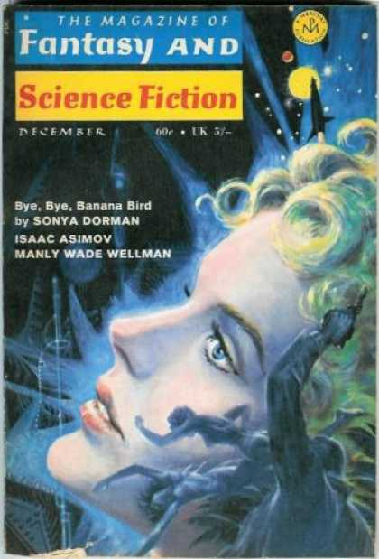 Fantasy and Science Fiction 223