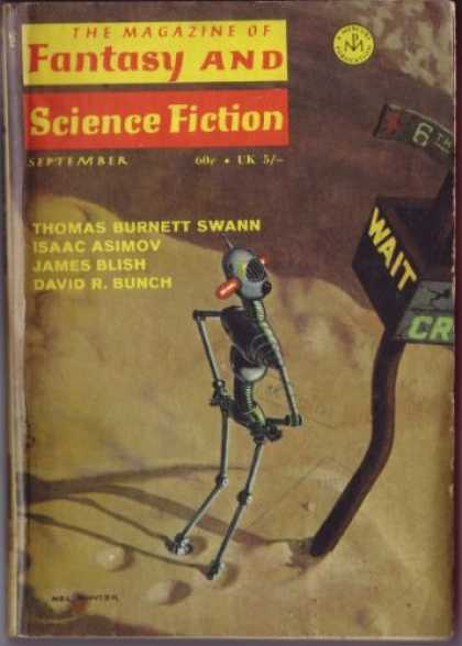 Fantasy and Science Fiction 232