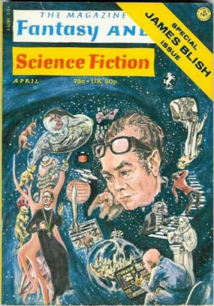 Fantasy and Science Fiction 251