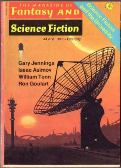 Fantasy and Science Fiction 252