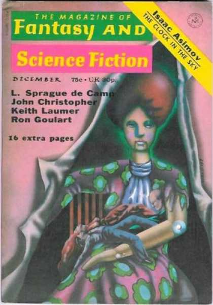 Fantasy and Science Fiction 259