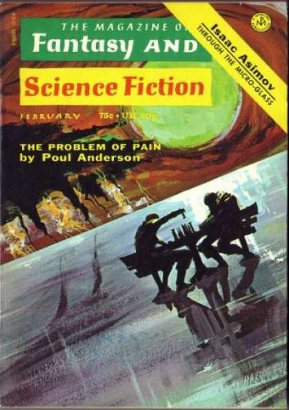 Fantasy and Science Fiction 261
