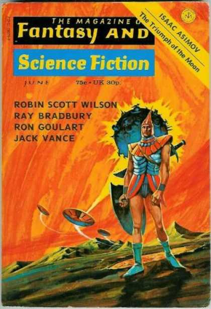 Fantasy and Science Fiction 265