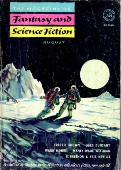 Fantasy and Science Fiction 27