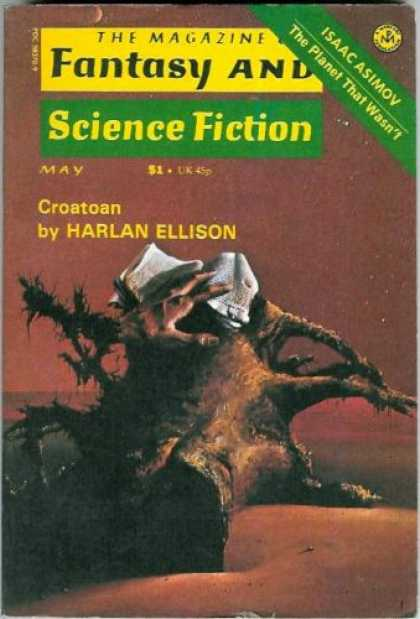 Fantasy and Science Fiction 288