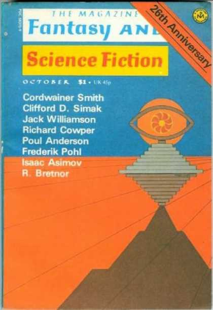 Fantasy and Science Fiction 293