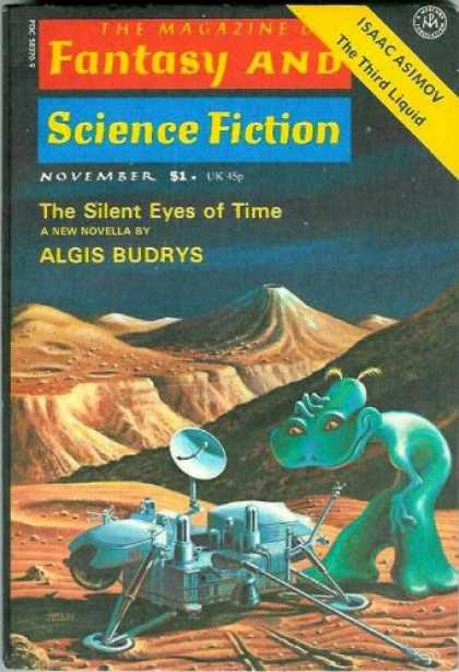Fantasy and Science Fiction 294