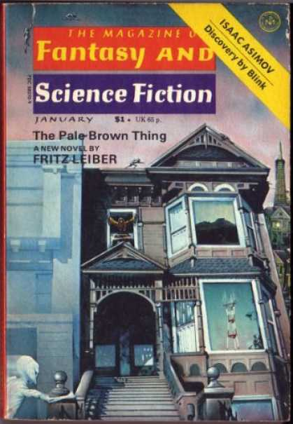 Fantasy and Science Fiction 308