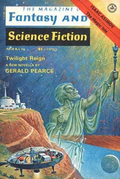 Fantasy and Science Fiction 310