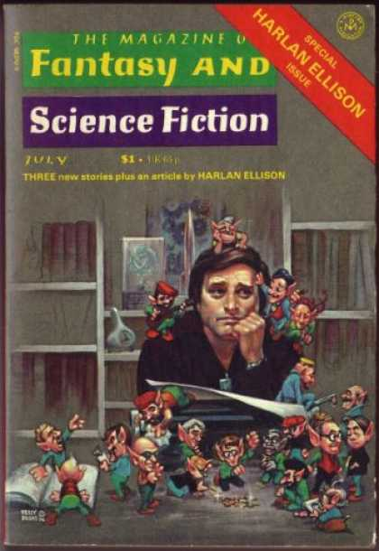 Fantasy and Science Fiction 314