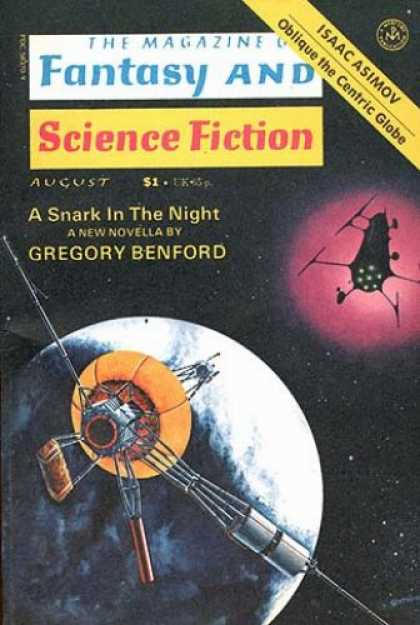 Fantasy and Science Fiction 315