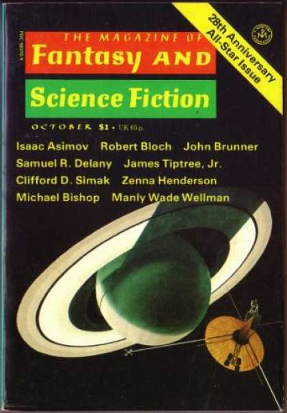 Fantasy and Science Fiction 317