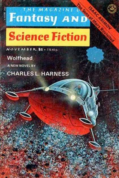 Fantasy and Science Fiction 318