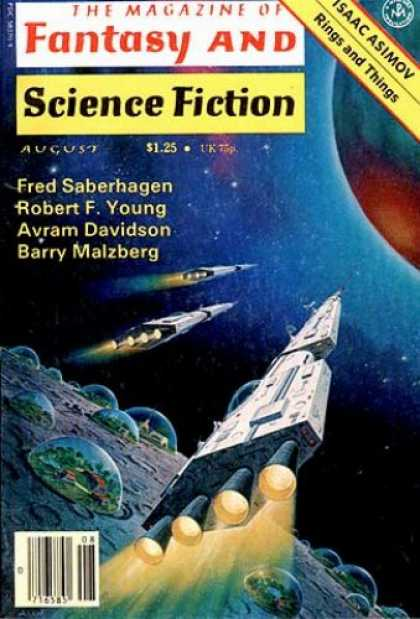 Fantasy and Science Fiction 327