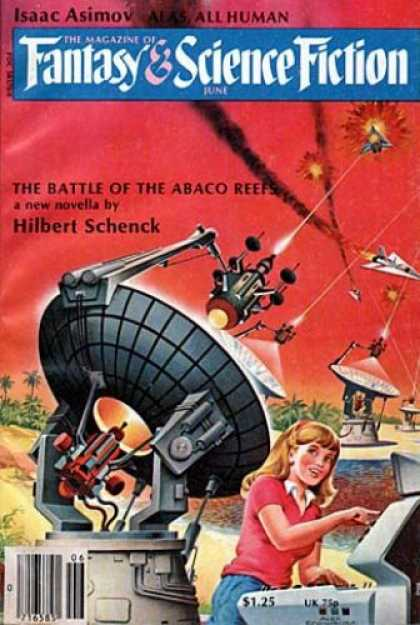 Fantasy and Science Fiction 337