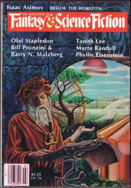 Fantasy and Science Fiction 338