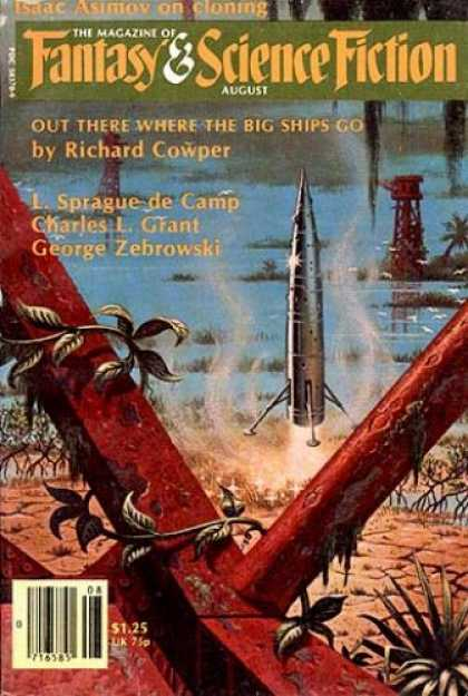 Fantasy and Science Fiction 339