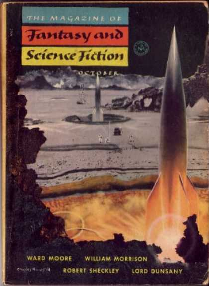 Fantasy and Science Fiction 41