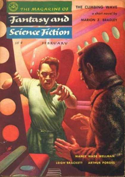 Fantasy and Science Fiction 45