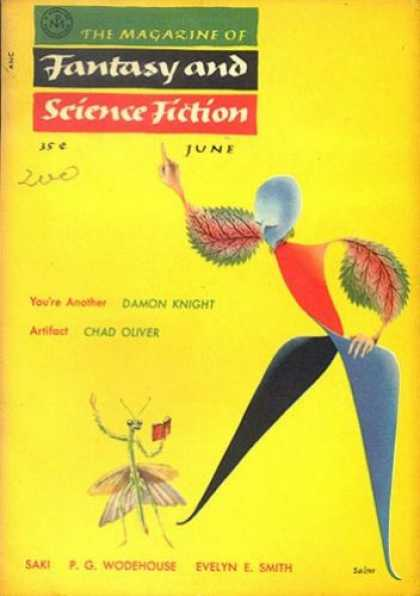 Fantasy and Science Fiction 49