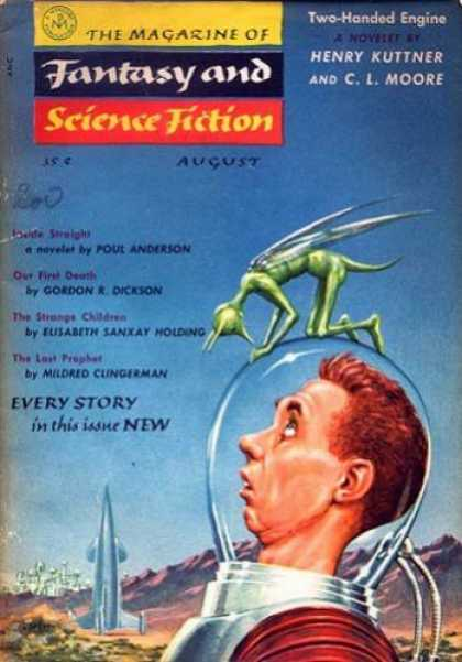 Fantasy and Science Fiction 51