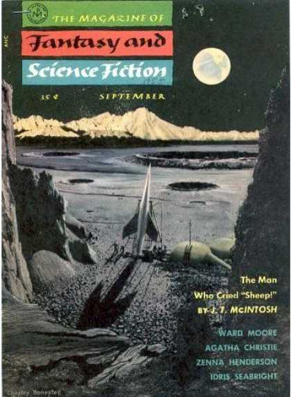 Fantasy and Science Fiction 52