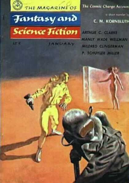 Fantasy and Science Fiction 56