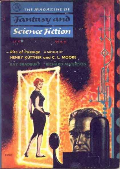 Fantasy and Science Fiction 60