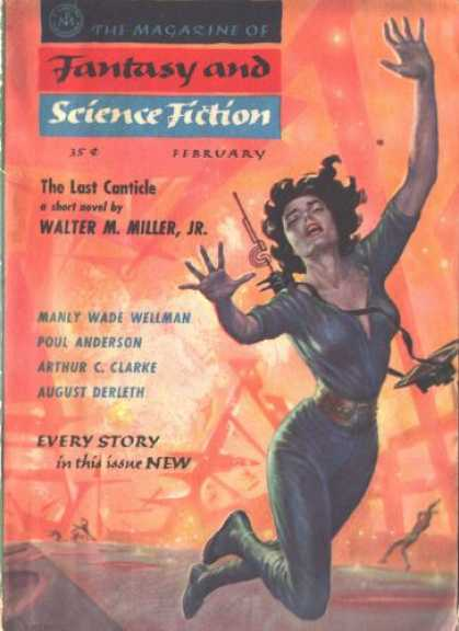 Fantasy and Science Fiction 69