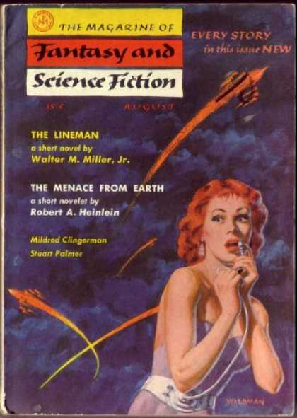 Fantasy and Science Fiction 75