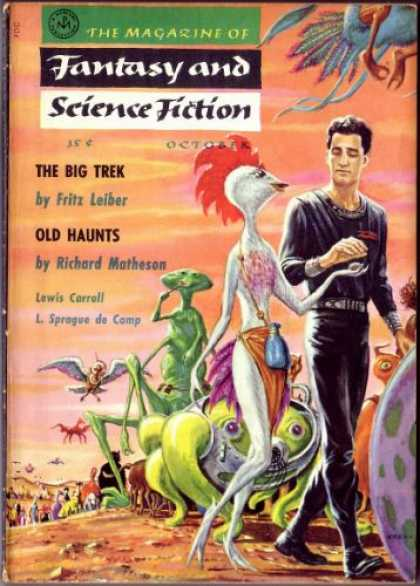 Fantasy and Science Fiction 77