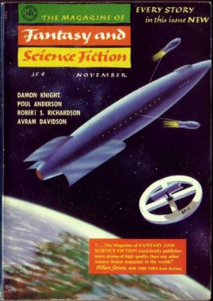 Fantasy and Science Fiction 78