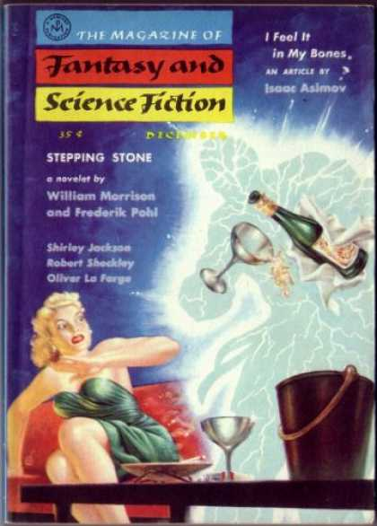 Fantasy and Science Fiction 79