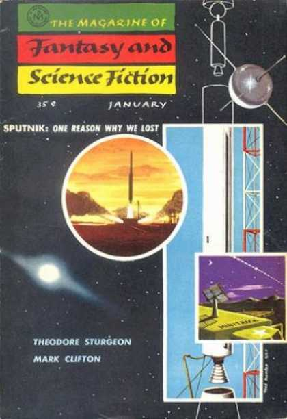 Fantasy and Science Fiction 80