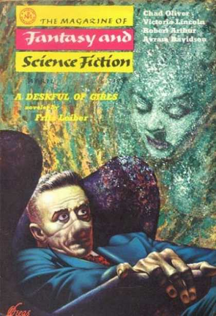 Fantasy and Science Fiction 83