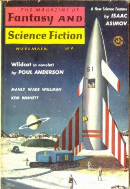 Fantasy and Science Fiction 90