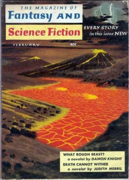 Fantasy and Science Fiction 93
