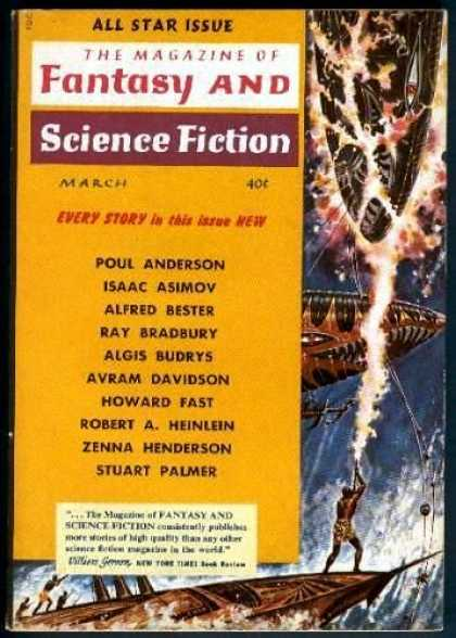 Fantasy and Science Fiction 94