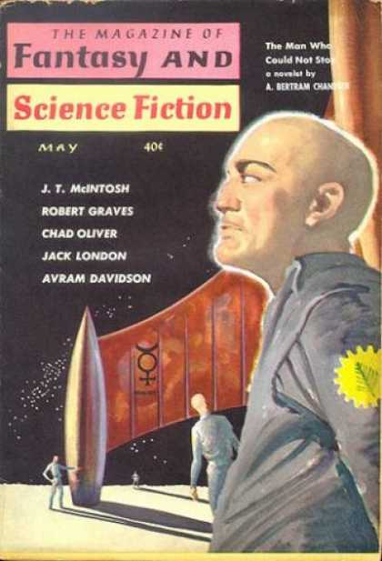 Fantasy and Science Fiction 96