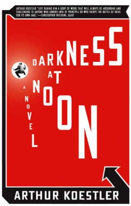 Greatest Book Covers - Darkness at Noon