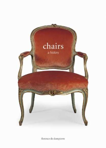 Greatest Book Covers - Chairs: A History