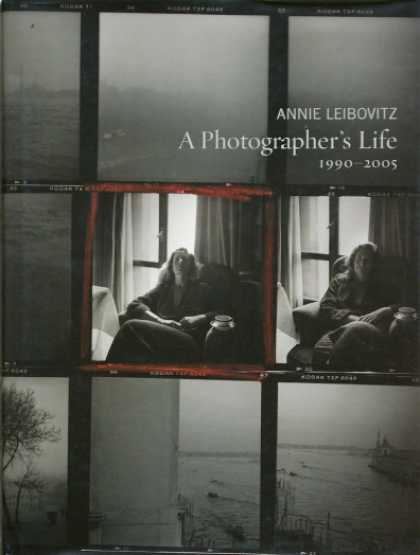Greatest Book Covers - A Photographer's Life 1990-2005